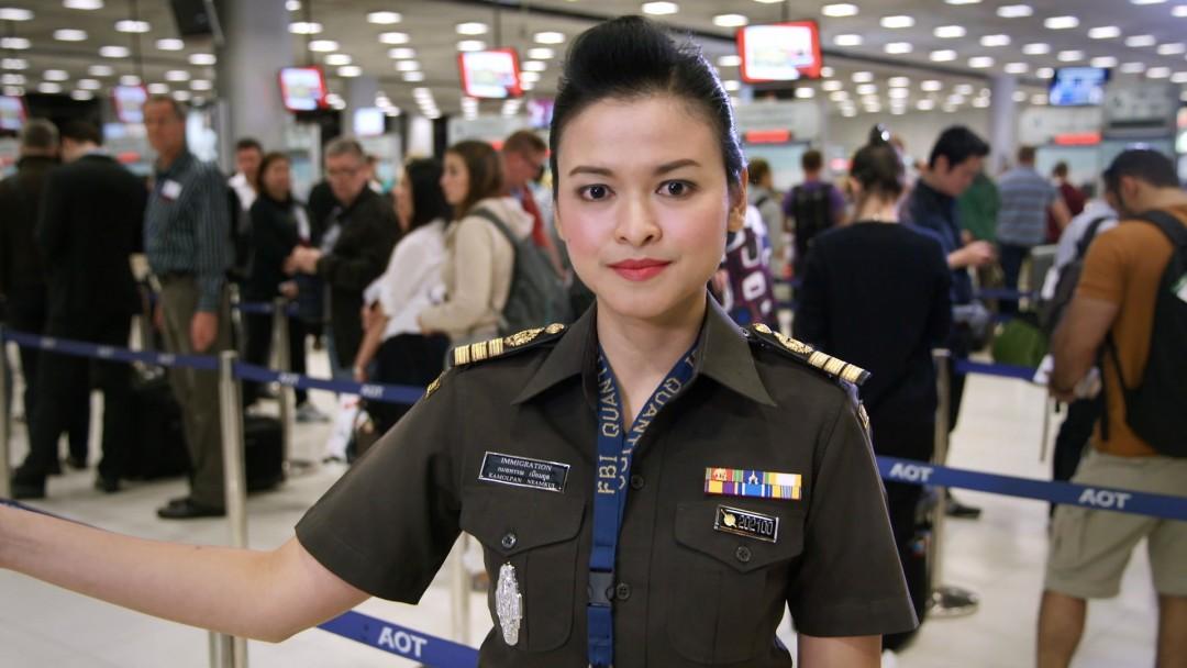 BANGKOK AIRPORT – BBC